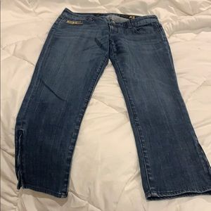 Express Jeans bling size 8